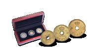 Londonsettet mynter 1942