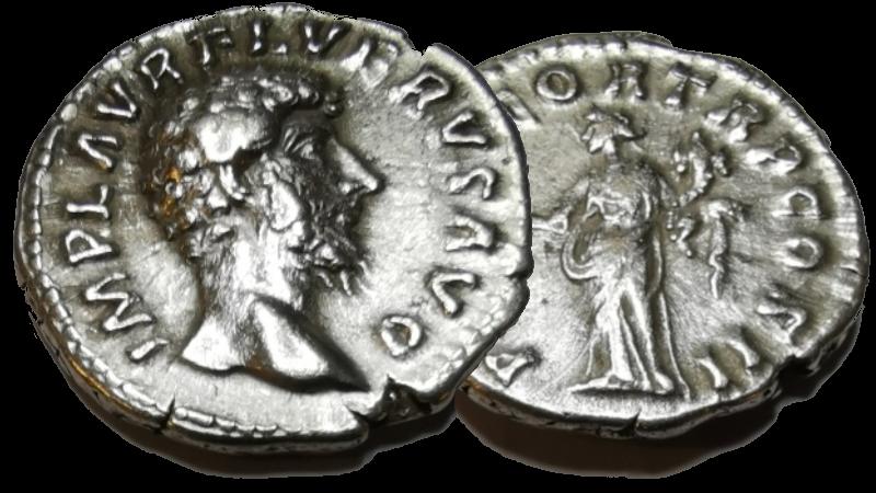 Lucius Verus denarius