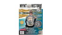 Mynt og Historie 1 2019 med vikingmynter, månelandingsmynter og mye mer.