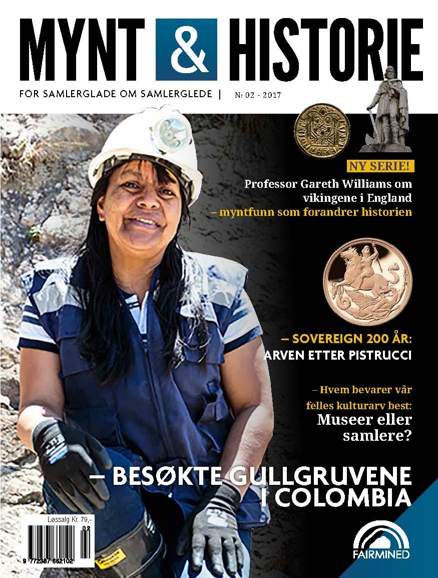 Magasinet Mynt & Historie utgave 2 2017