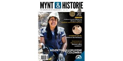 Magasinet Mynt & Historie nummer 2/2017