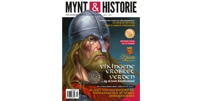 Magasinet Mynt & Historie nummer 3/2017