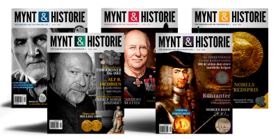 Magasinet Mynt & Historie - abonnement