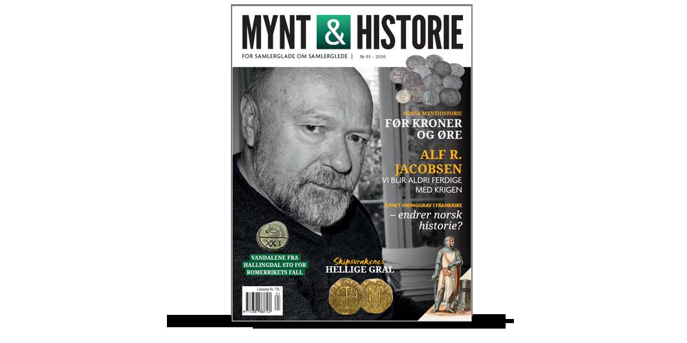 Magasinet Mynt & Historie utgave 1 2016
