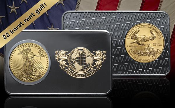 Gold Eagle 2018 10 dollar