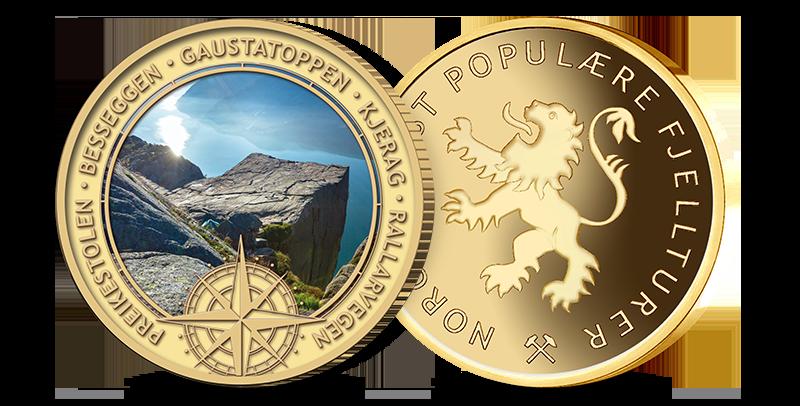 Nyhet fra Det Norske Myntverket