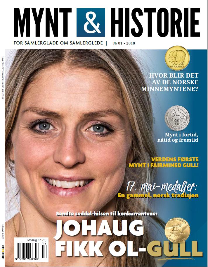 Mynt og Historie utgave 1 2018