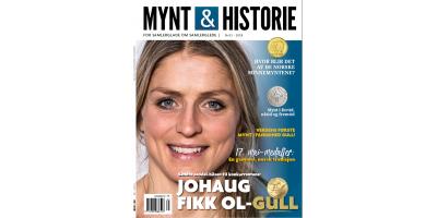 Mynt & Historie utgave 1 2018