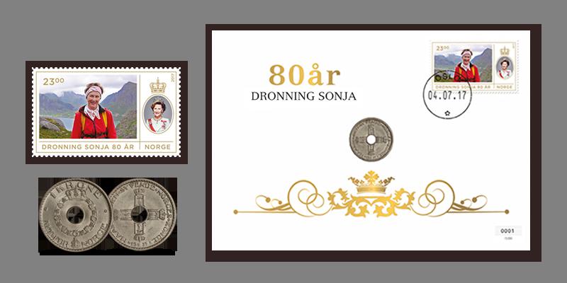 H.M. Dronning Sonja 80 år