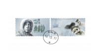 Roald Amundsen frimerke