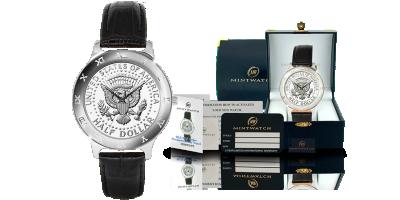 Myntklokke presidential seal