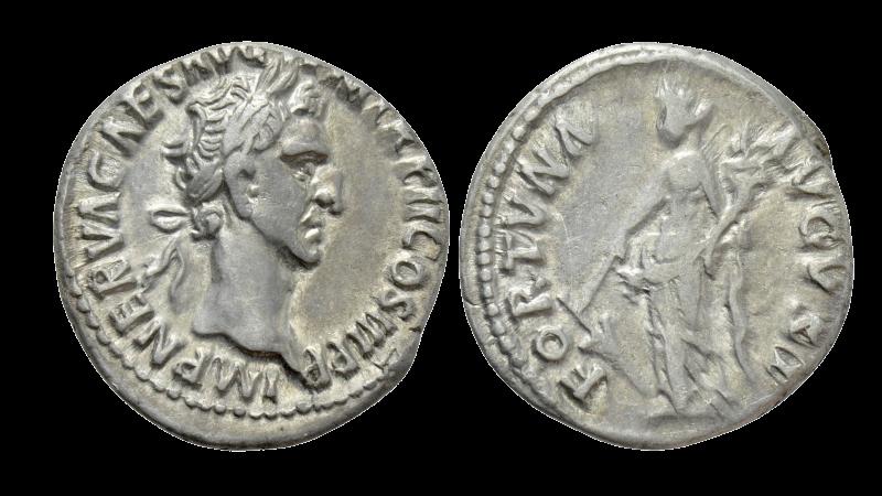 Nerva denarius