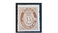 NK 102 b i postfrisk kvalitet