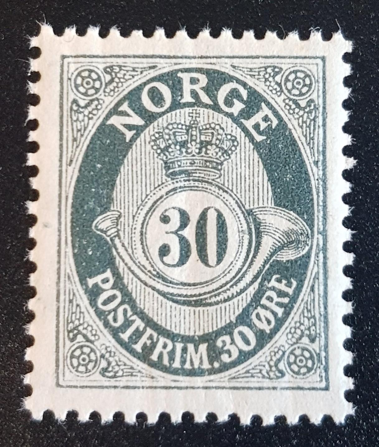 NK 105 i postfrisk kvalitet