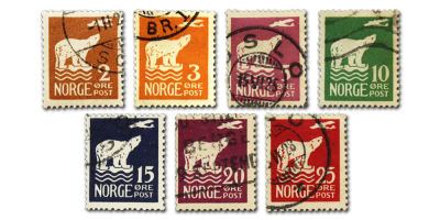 NK 130-136 o stemplet
