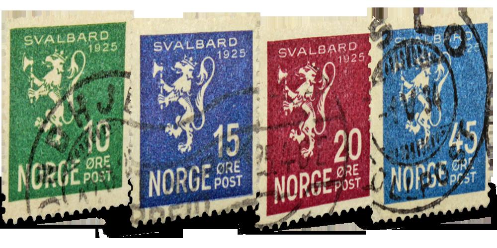 Frimerker Norge Verdi