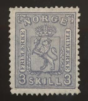 NK 13b med svart bakgrunn