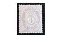 NK 19 II postfrisk kvalitet