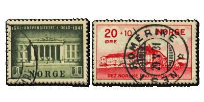 NK 260 og 184 o stemplet