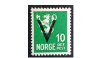 NK 266 postfrisk kvalitet