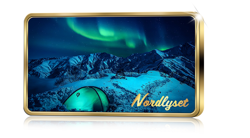 Nordlyset er Norges flotteste attraksjon!