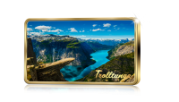 Norges flotteste attraksjoner Trolltunga