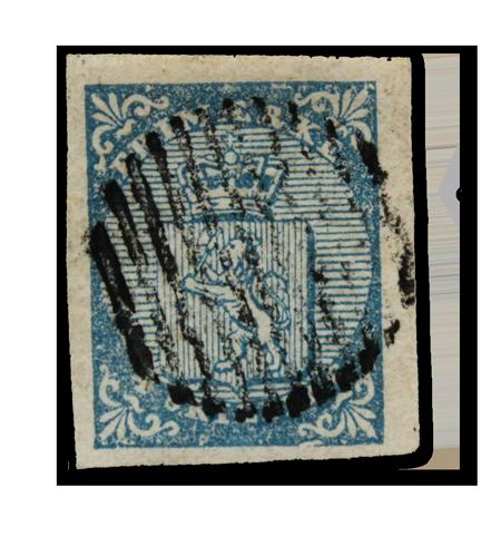 Norges aller første frimerke fra 1855 – kun 995 kr!