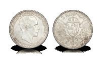 Norges aller siste 2-krone i sølv!