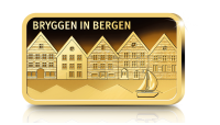 Gullbarren Bryggen i Bergen