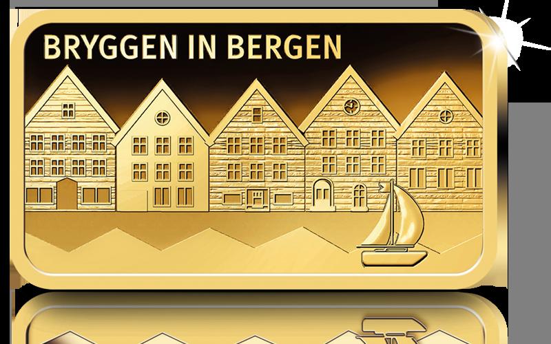 NYHET i 99,99 % rent gull - kun 995 kr!