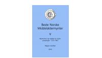 Norsk Middelalderkatalog