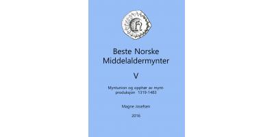 Norsk Middelalderkatalog 1319-1483