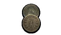 Kong Haakon VII 1 krone 1877