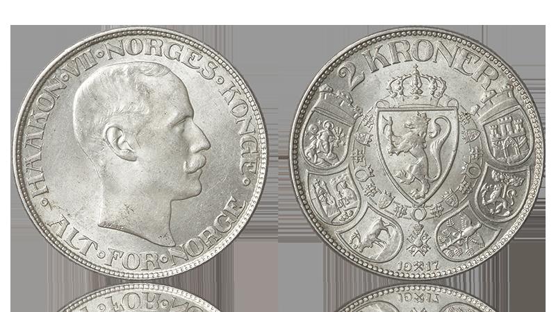 Den glemte norske myntvaløren: