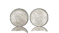 50 øre 1918 Samlerhuset