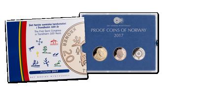 Det Norske Proofsett 2017 em  upsell