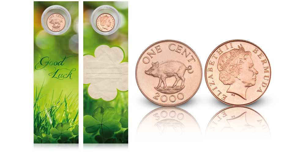 1 cent fra Bermuda
