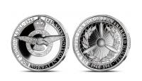 Royal Air Force medalje som hedrer norske piloter og bakkemannskapers innsats under 2. verdenskrig