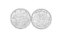 Serie 1 sølvmyntsett OL i Tokyo