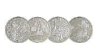Komplett serie 3 offisielle sølvmynter OL i Tokyo 2020
