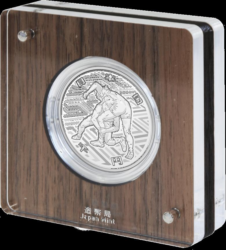 Serie 4 OL-sølvmynt Bryting