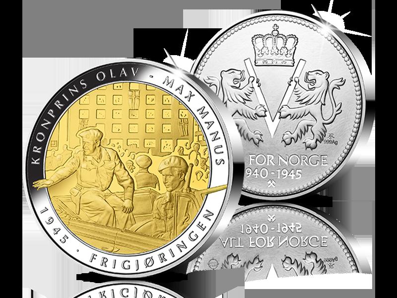 minnemedalje-frigjoringen-1945-spesialutgave