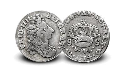 Frederik IV parykkåtteskilling