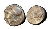 Pegasus stater Korint