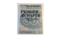 Boken Penger av papir av Hans Chr. Erlandsen
