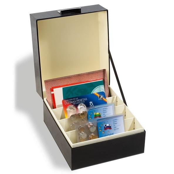 Praktisk boks for postkort, sedler, eller brev