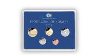 Proofsett Norge 2008