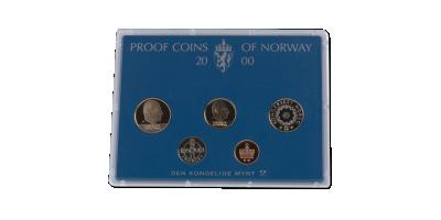 Det Norske proofsett 2000