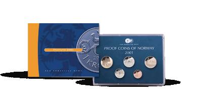 Det Norske proofsett 2001