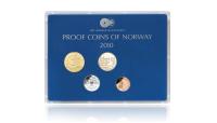 Proofsett 2010 fra Det Norske Myntverket